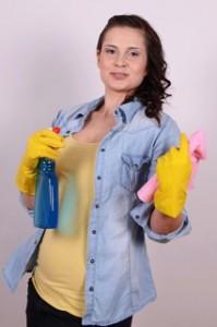 Reinigungsfachkraft
